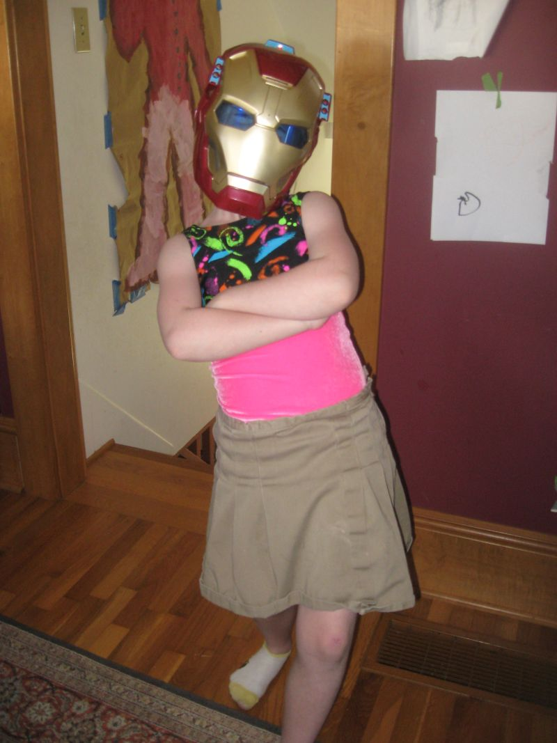 Hasbro's Iron Man 3 Arc FX Mission Mask Review   post post ...