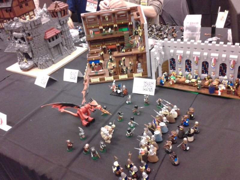 Weird conventions: BrickCon