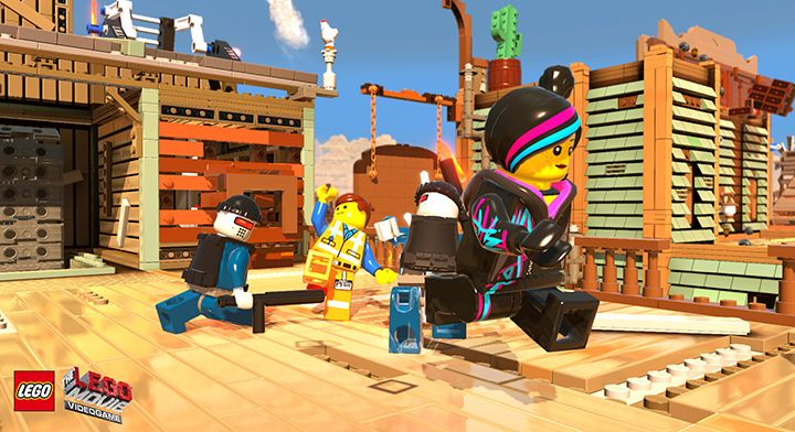New Lego Games For Ps3 : The lego movie video game ps post post modern dad