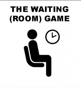 waiting room game icon