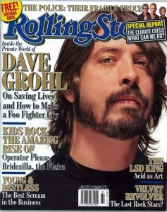 dave grohl rolling stone