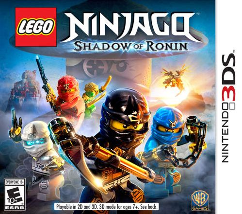 LEGO Ninjago: Shadow Of Ronin (3DS) Review | post post modern dad