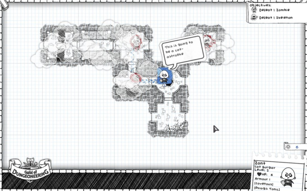 Guild Of Dungeoneering (PC) | post post modern dad