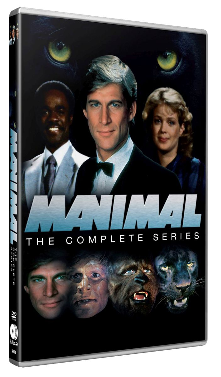 manimal the complete series dvd post post modern dad. Black Bedroom Furniture Sets. Home Design Ideas
