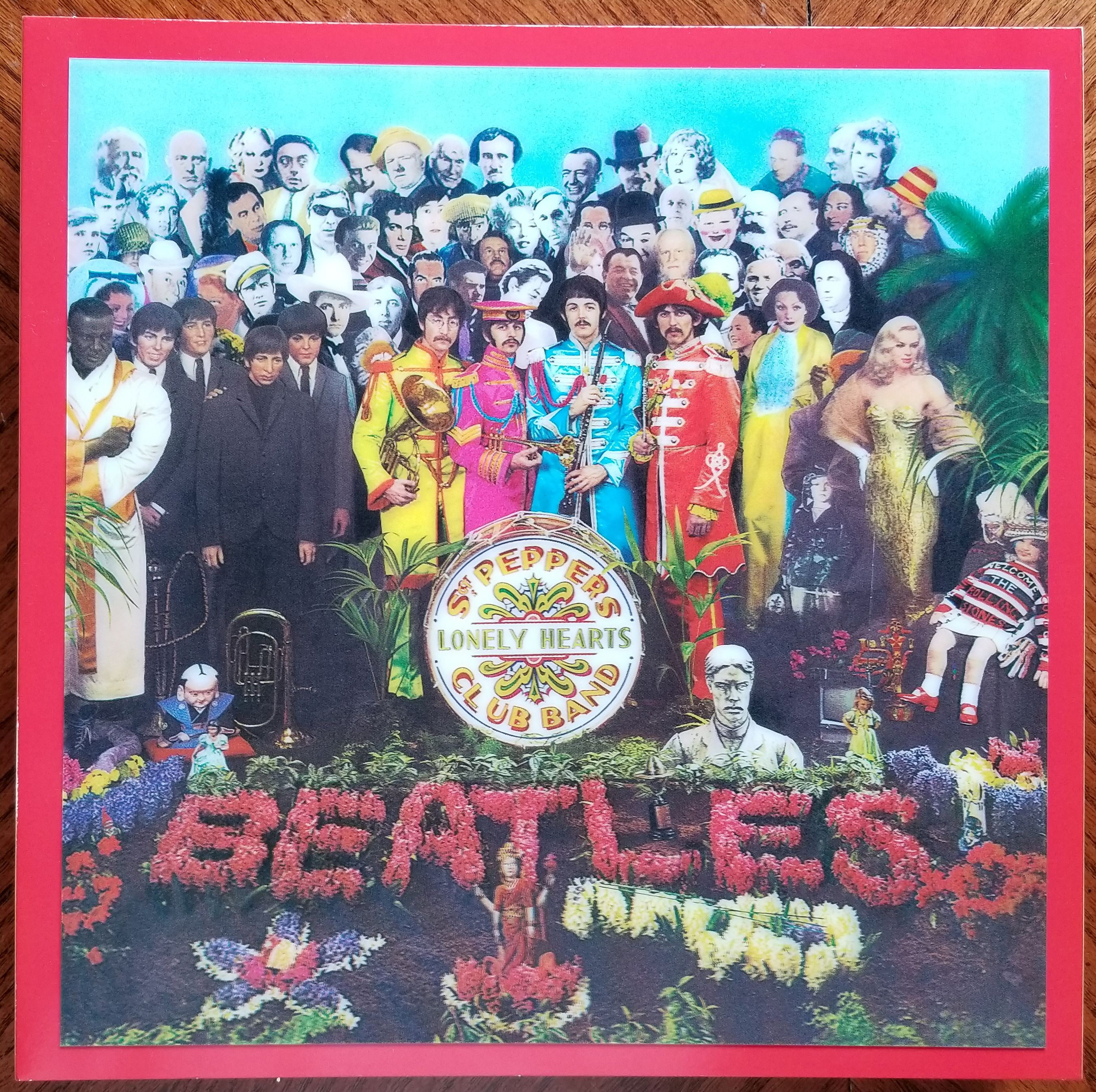 Music Monday Sgt Pepper S Lonely Hearts Club Band 50th